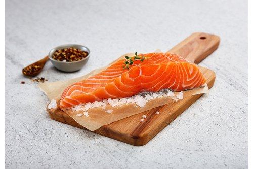 Norwegian Salmon Portion