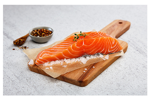 Norwegian Salmon Portion