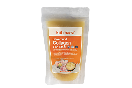 Kühlbarra Collagen Fish Stock