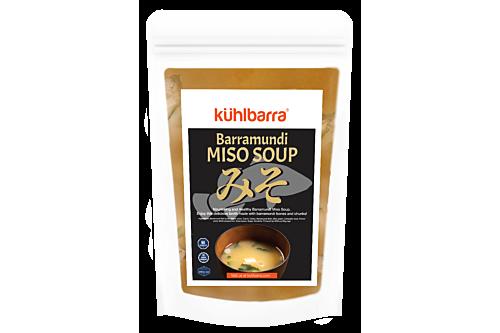 Barramundi Miso Soup