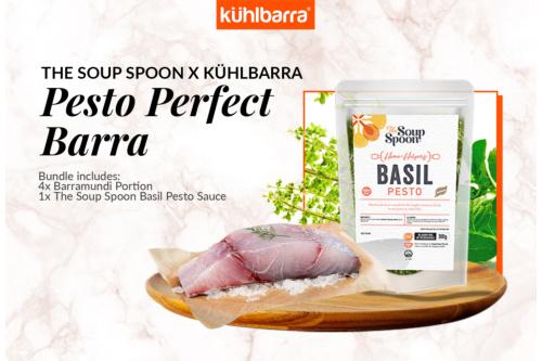 Pesto Perfect Barra