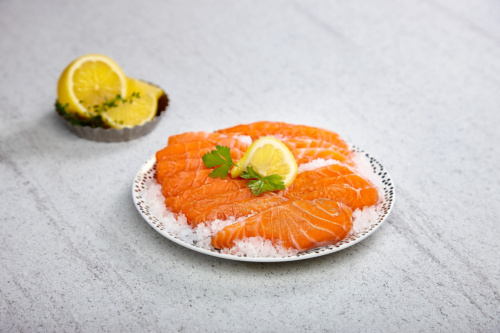 Sliced Norwegian Salmon