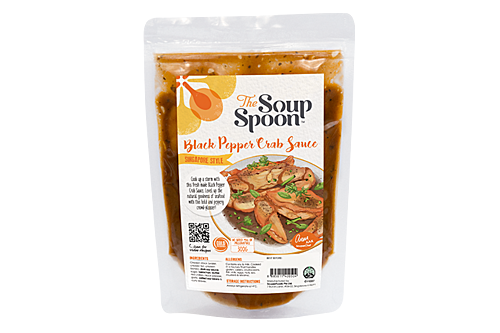 The Soup Spoon - Black Pepper Seafood Sauce